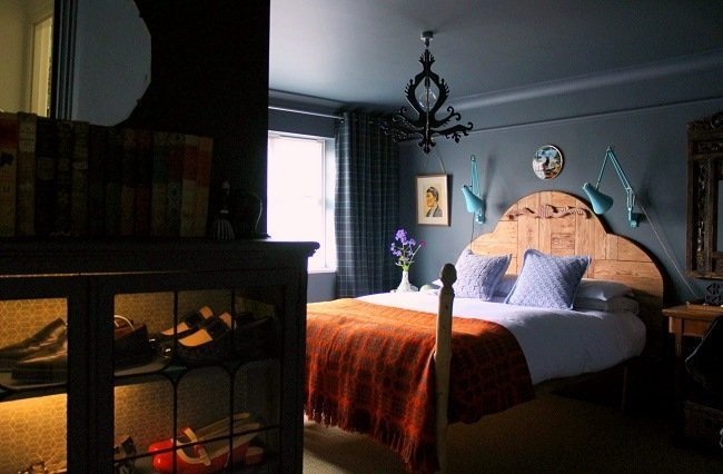 Our Dark Grey Bedroom was the star of our Home in 2017.