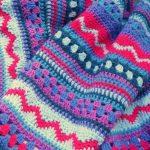 pic'n mix crochet blanket