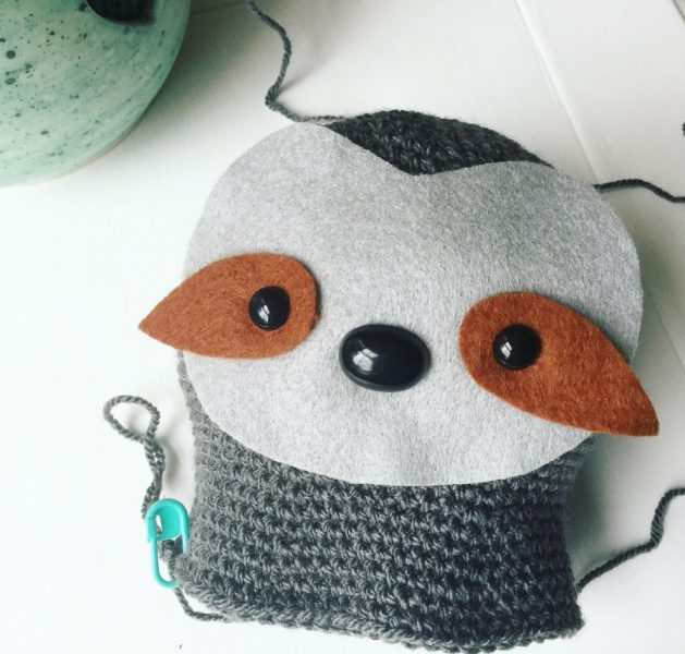 Annaboo's house crochet amigurumi