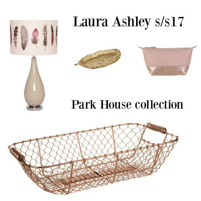 Park house Laura Ashley spring summer range 2017