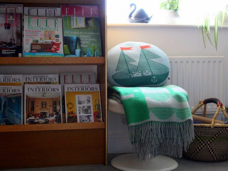 lazy daisy jones home office vintage seat