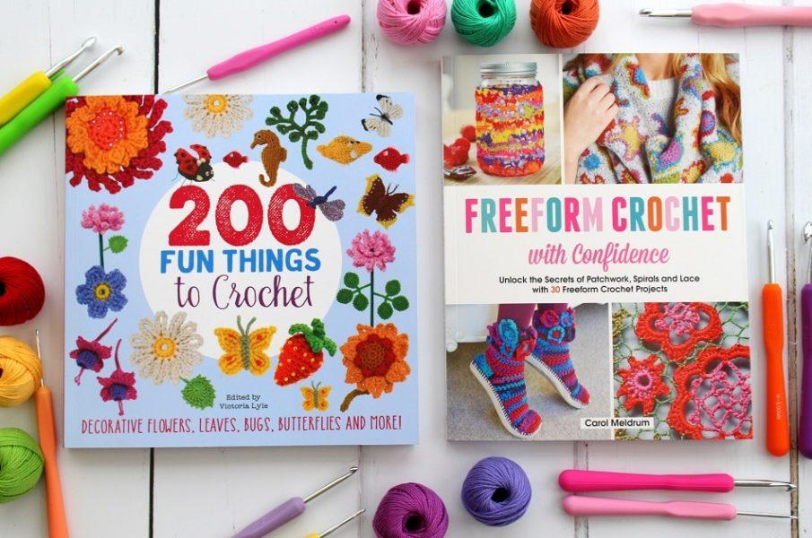 2 New Crochet Books reviewed