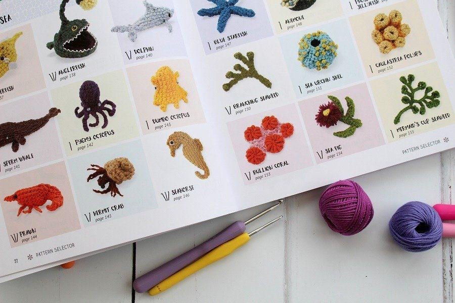 200 fun things to crochet image of motifs
