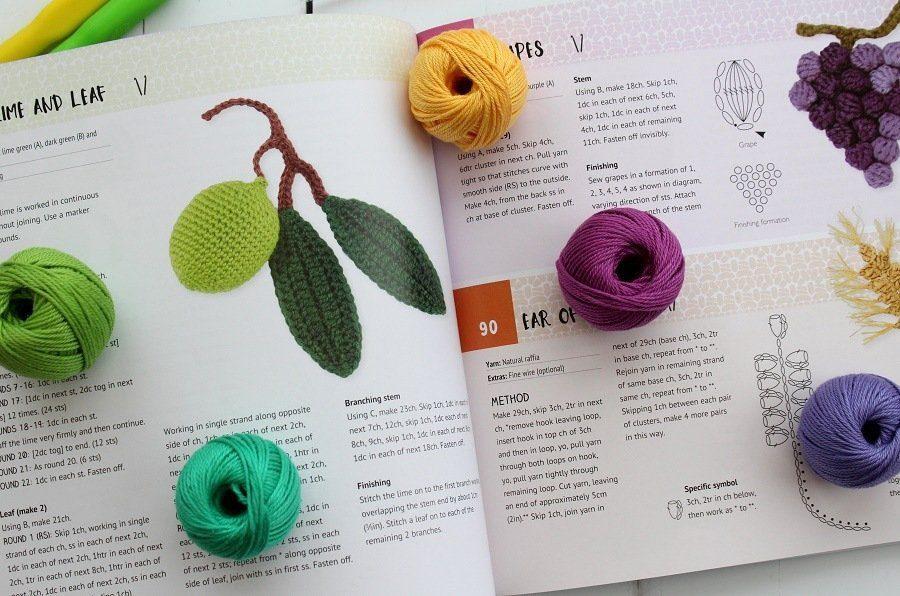 crochet book review