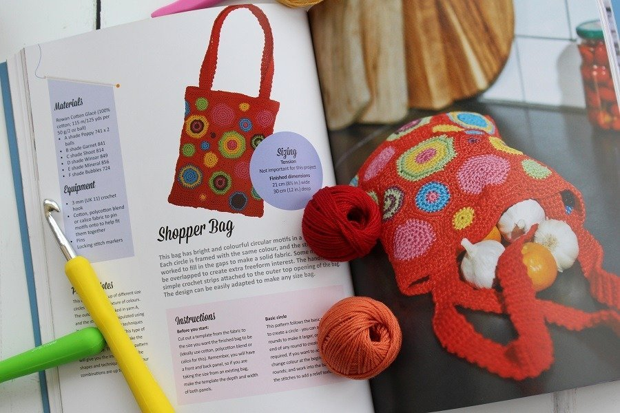 new book freeform crochet with confidence