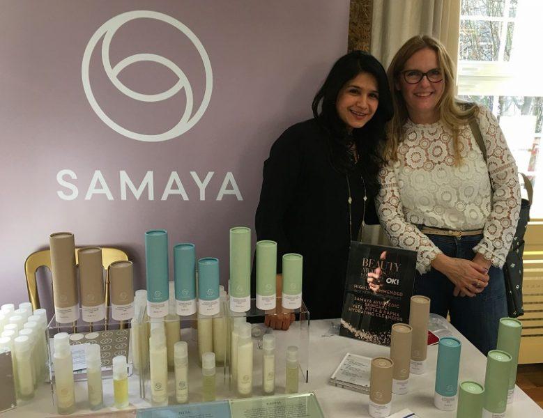 Abida, Samaya founder & Ashley from Lazy daisy jones blog