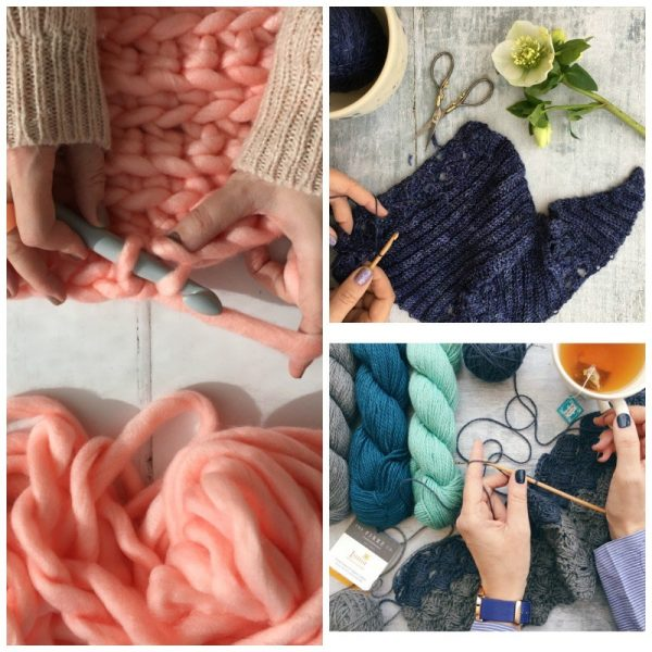 February crochet projects