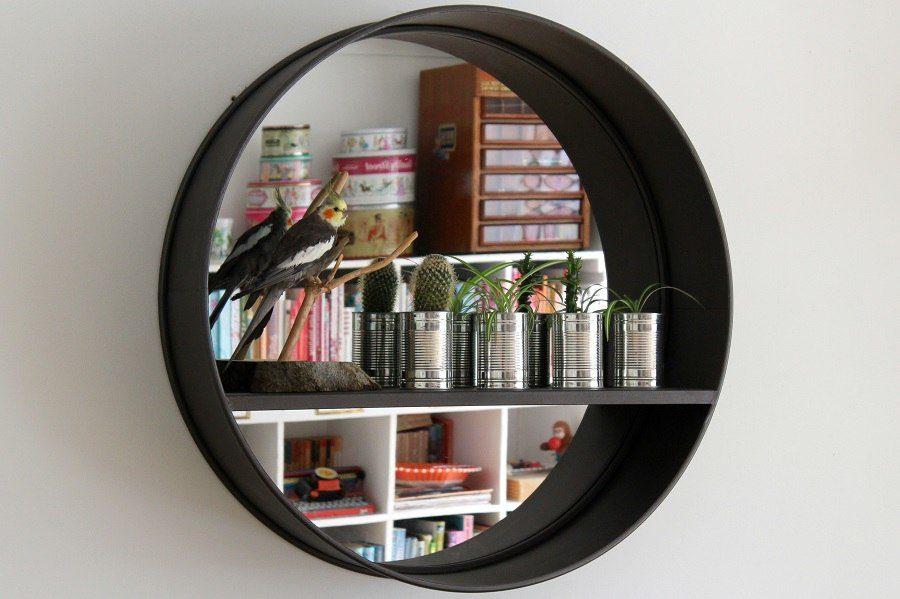 new loft mirror