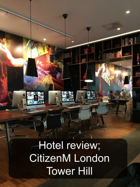 CitizenM hotel review