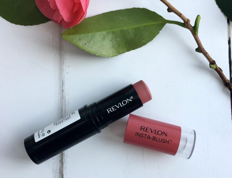 what's in my makeup bag? Revlon Insta blush
