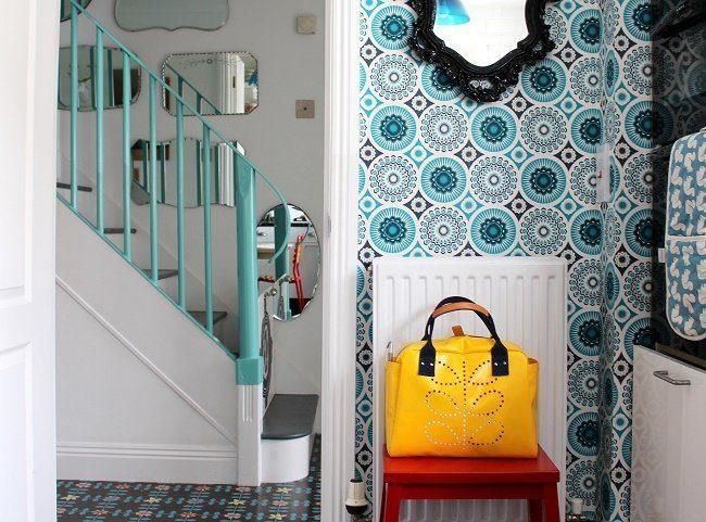 lazy daisy jones' house hall mirrors