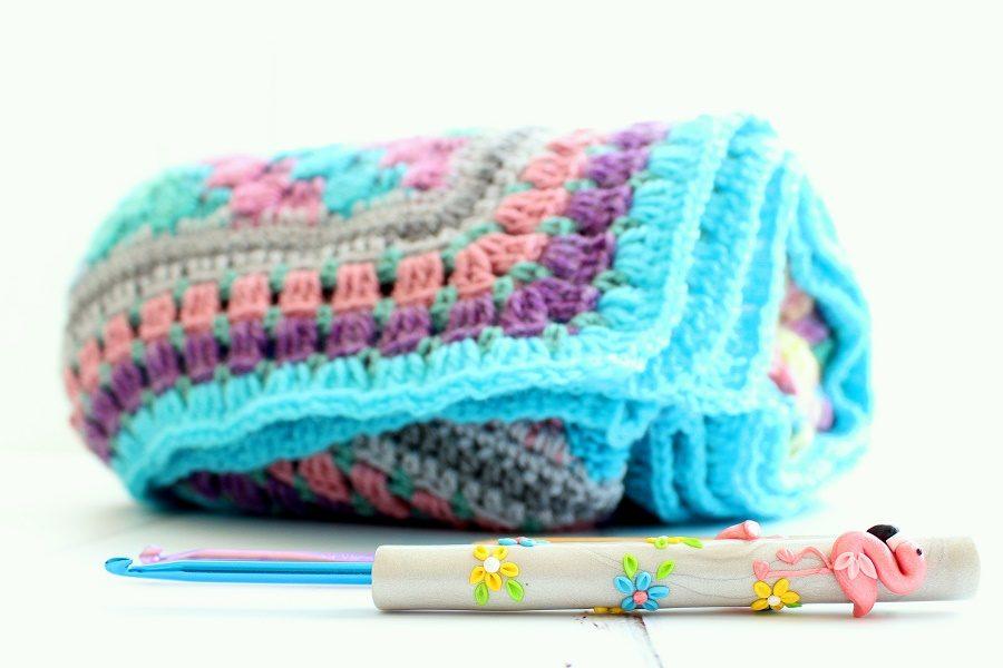 April crochet plans