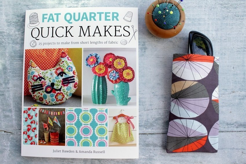 fat quarter quick makes book review