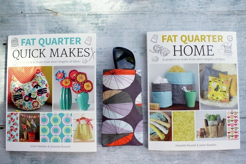 fat quarter quick makes sewing book review