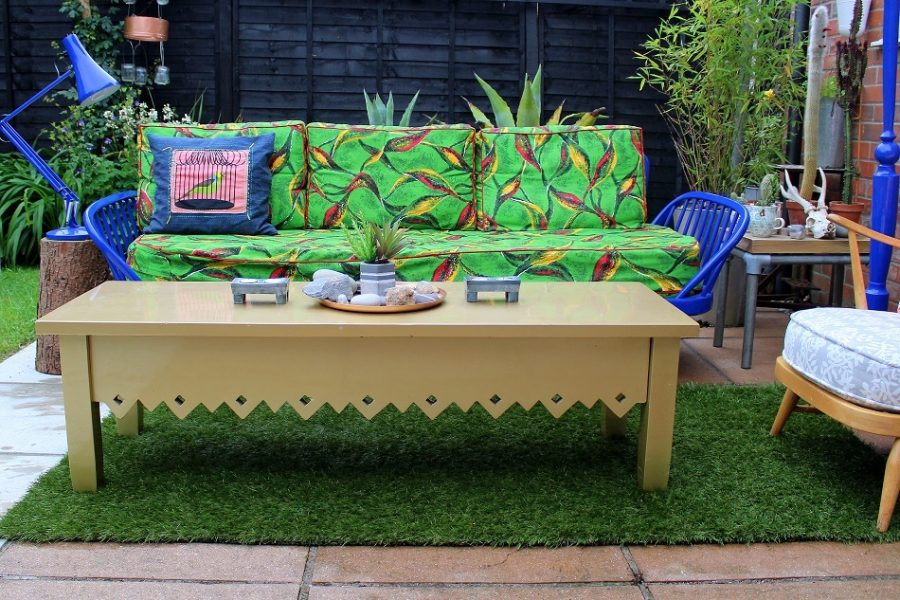 My Patio Pimp for summer 2017 #UKHomeBlogHop