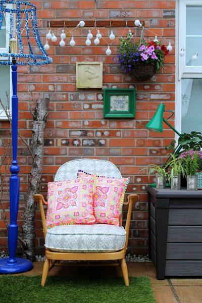 original restored ercol chair