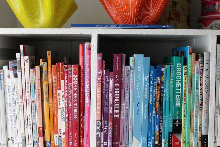 lazy daisy jones crochet inspiration books