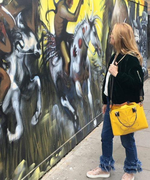 graffiti art lazy daisy jones blog