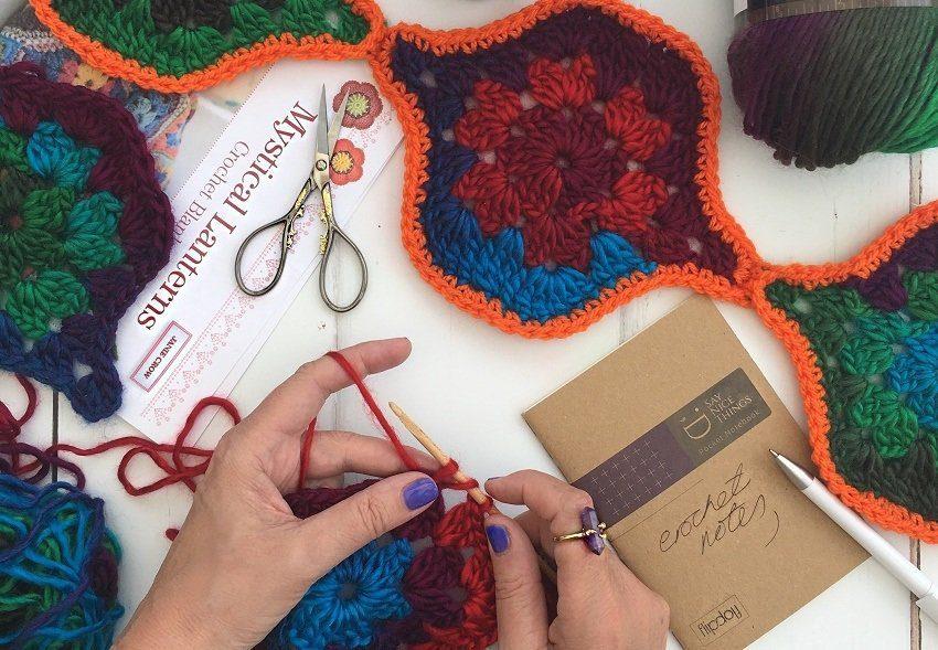 May 2017 crochet