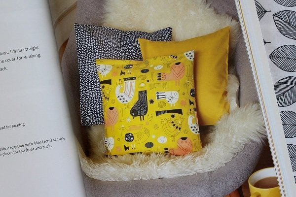 Fat Quarter Home 25 Fabric Projects A Book Review