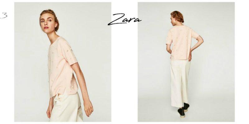 5 transitional a/w 2017 Knits from Zara by Lazy Daisy Jones