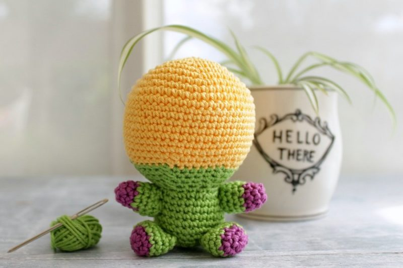 Amigurumi New crochet Book Review