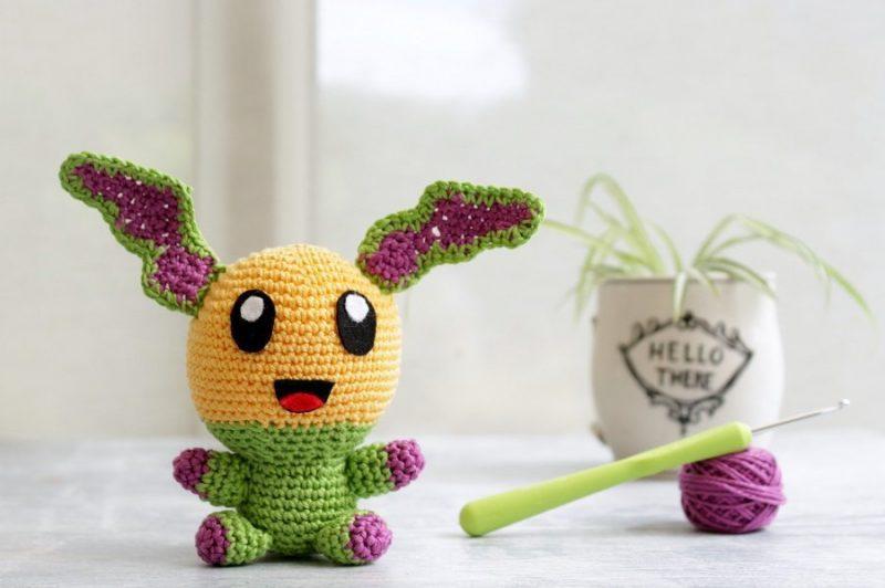Amigurumi New crochet Book Review