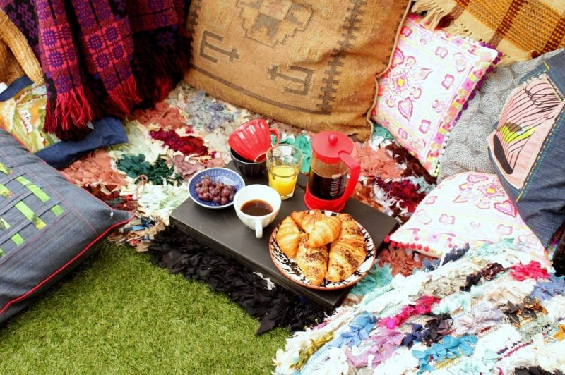 Patio Picnics for summer entertainment