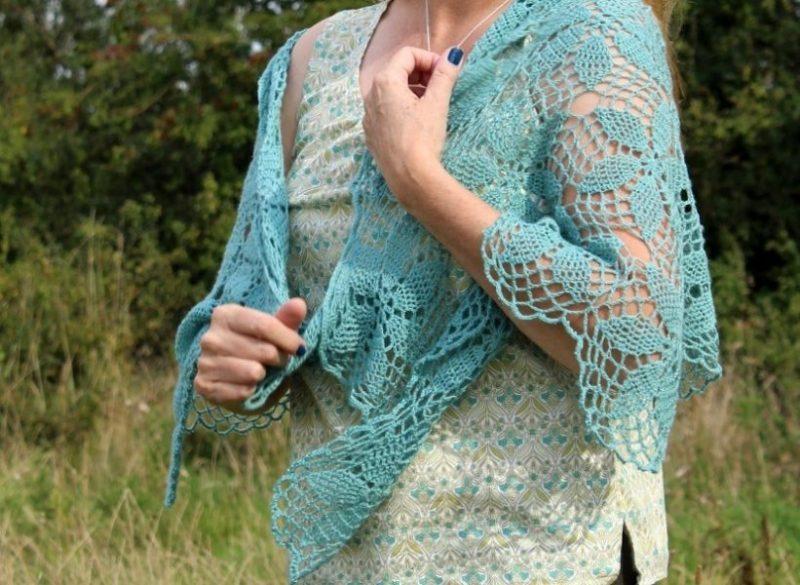 Crochet Yarn Trends my Top 5 for Autumn Winter 2017