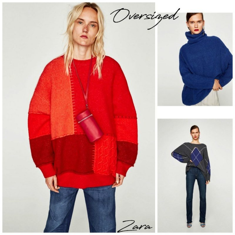oversized sweaters to crochet in the new yarns