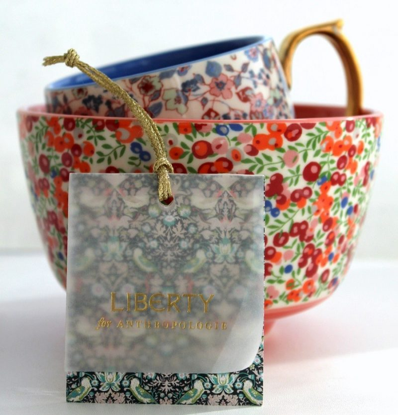 Anthropologie and Liberty a Heavenly Collaboration a lazy daisy jones Review