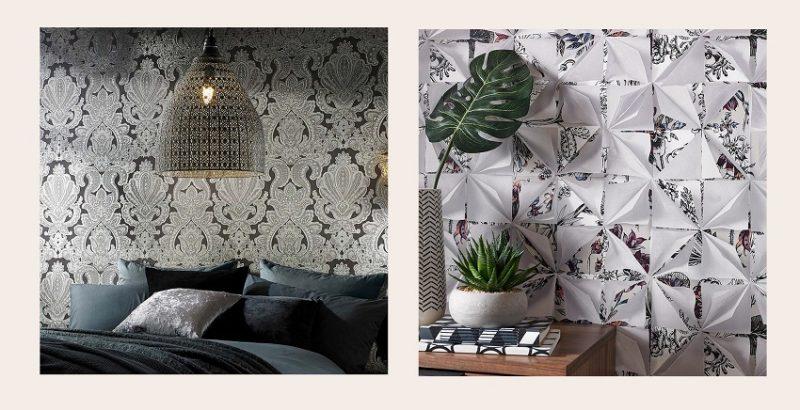London Design Festival 2017 Graham and Brown House of Wallpaper.