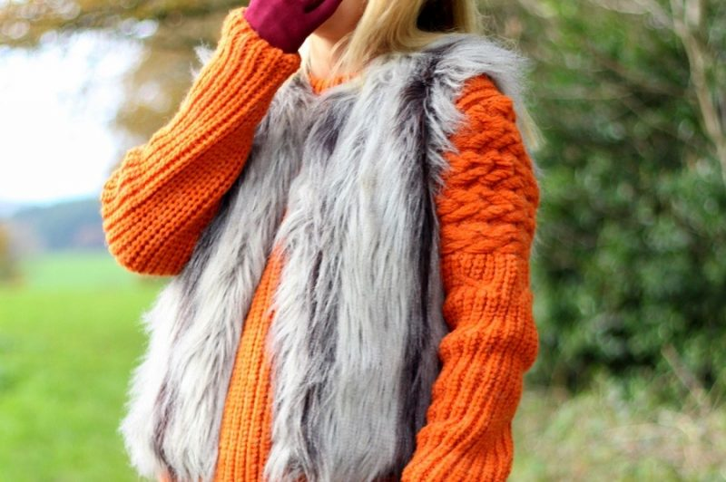 Boden faux fur worn by lazy daisy jones