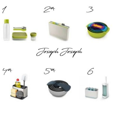 Joseph Joseph wishlist xmas guide by lazy daisy jones