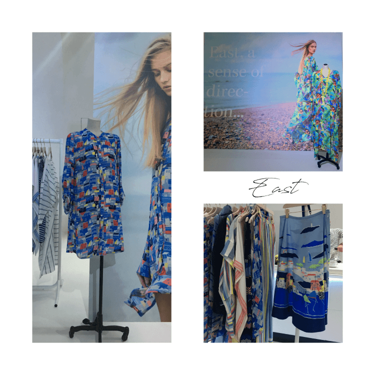 East spring summer collection 2018 lazy daisy jones blog