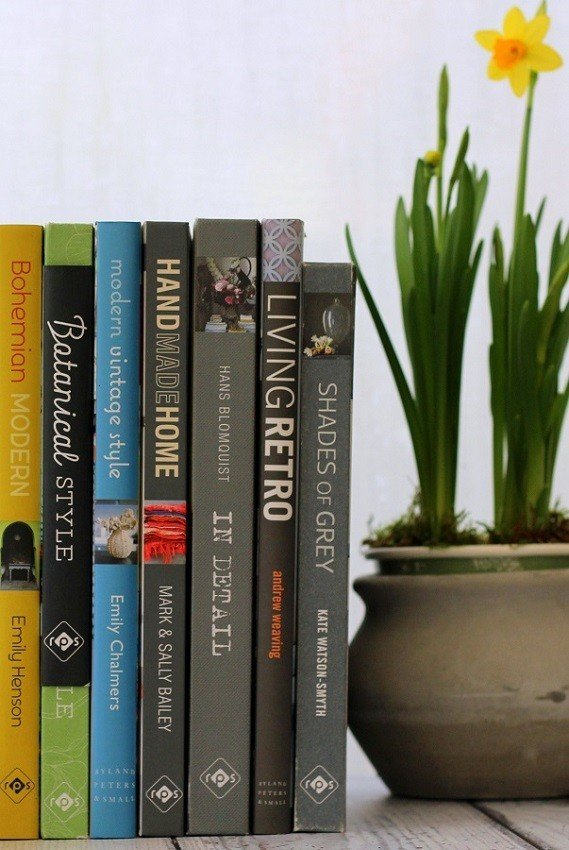 10 Interior design books I use for Inspiration