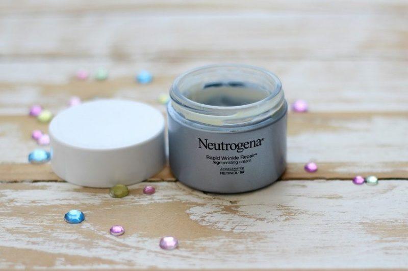 My 6 Latest Beauty must haves 3 New 3 Old. Neutrogena rapid wrinkle repair.