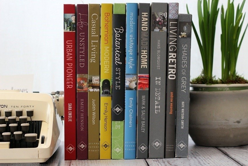 Another image of 10 Interior design books I use for Inspiration