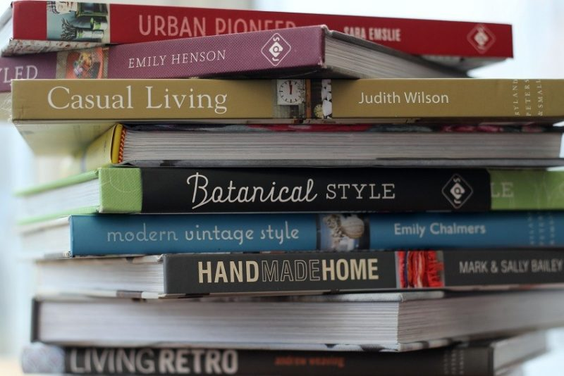 image of 10 Interior design books I use for Inspiration