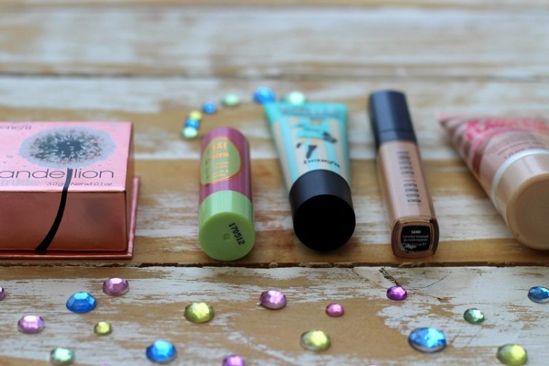 My 6 Latest Beauty must haves 3 New 3 Old
