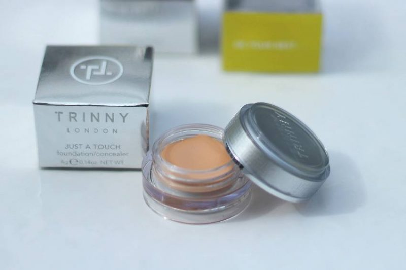 just a touch concealer Trinny London