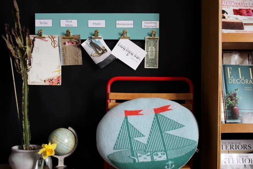 Blog Organisation Sorted A Home Office Diy