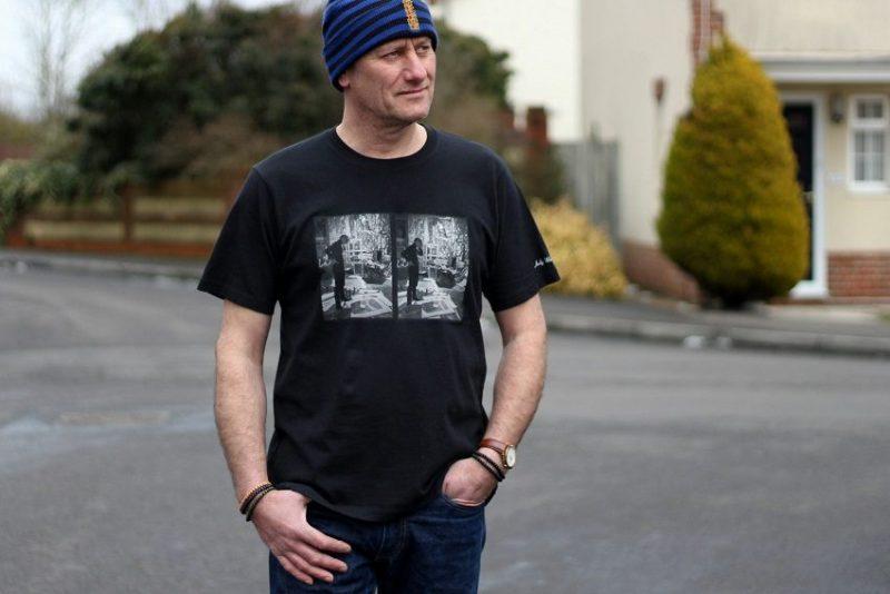 My Man is a Uniqlo Fan 3 New Mens T-shirts