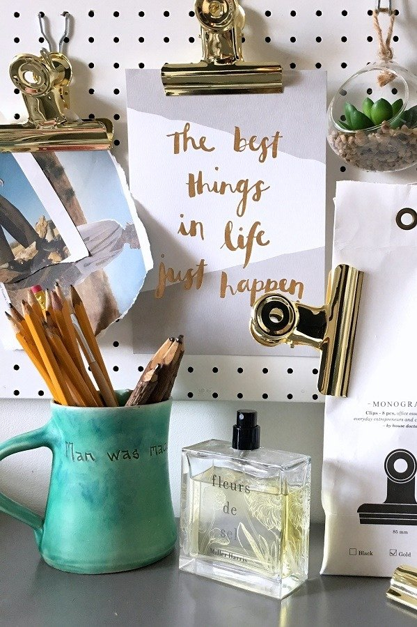 Lately 5 things We got up to in February 2018 Home office