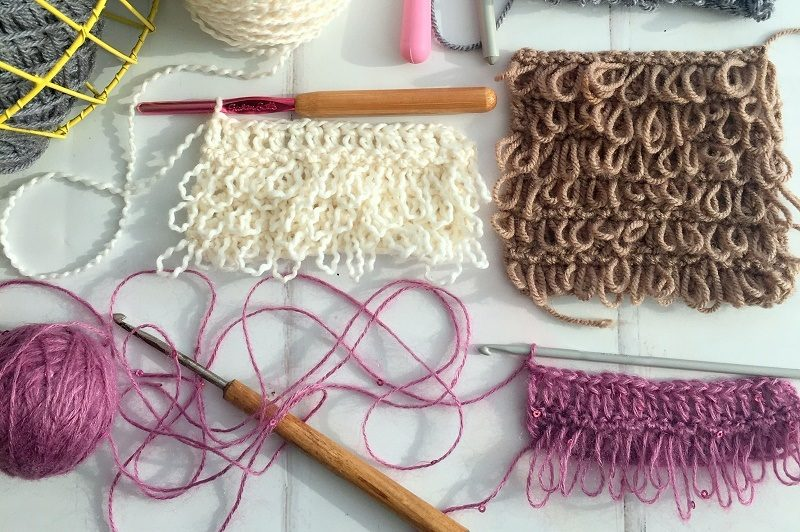 crochet Lately 5 things We got up to in February 2018