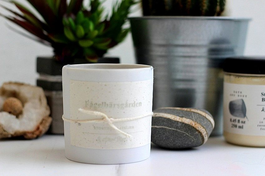 A few of my favourite things: Fragrance from And Other Stories candles