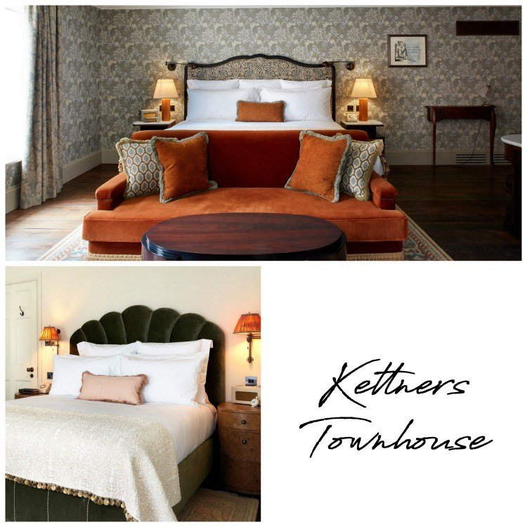 5 London Boutique Hotels on my 'to do' list kettners Townhouse