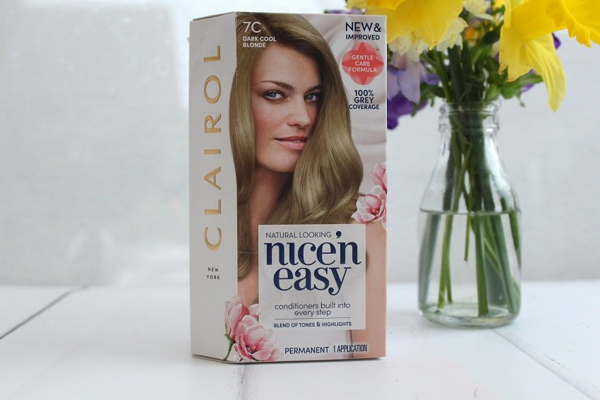 If My Hair Looks Great I Can Tackle The World, thanks to Clairol Nice'n Easy