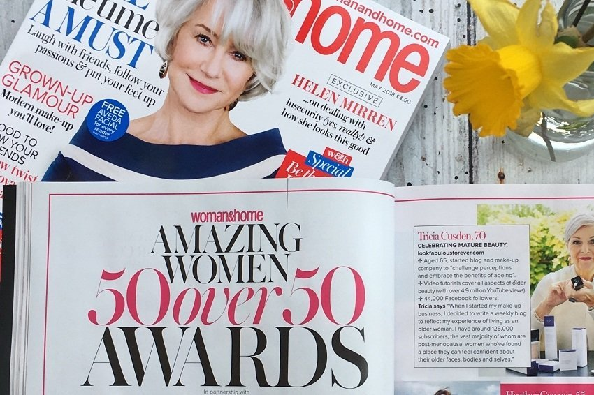 On Being In Woman And Home Magazine Why It Means So Much To Me