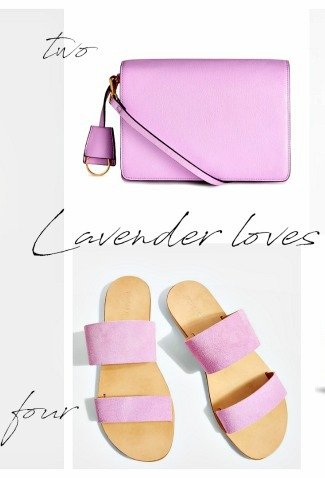 Summer Pastels, Lavender is the New Lilac